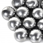 8mm Carbon Steel Ball Slingshot - Plata (32 PCS)