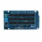 FR4 MEGA Sensor Shield V1.0 Expansion Board for Arduino - Deep Blue
