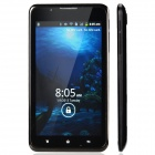 "T100 Android 4.0 GSM Bar Phone w/  6.0"" / Television / Camera - Black"