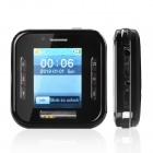 "Q7 GSM Watch Phone w/ 1.8"" Resistive Screen, Quad-Band, TV, Bluetooth and FM - Black"