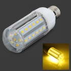 XYT E27 10W 900lm 3000K 42-5630 SMD LED Warm White Lamp - White (AC 85~265V)