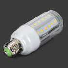 E27 10W 900LM 3000K 42-5630 SMD LED Warm White Lamp - Branco (AC 85 ~ 265V)