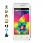 JIAYU G2S MT6577T Dual-Core Android 4.1 WCDMA Phone w/ 4.0' IPS Gorilla Glass, 4GB ROM, 8MP - White