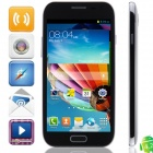 "PULID F23 MTK6582 Quad-Core Android 4.2.3 WCDMA Bar Phone w/ 5.0"", FM, Wi-Fi, GPS - Black + Grey"