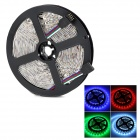 12V 6000K RGB 300-LED 5050SMD Light Strip - White (500cm)