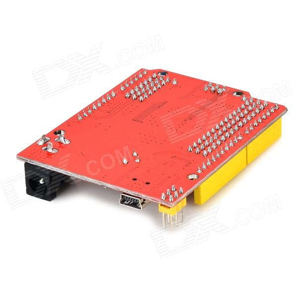 Fr funduino uno board for arduino red free shipping