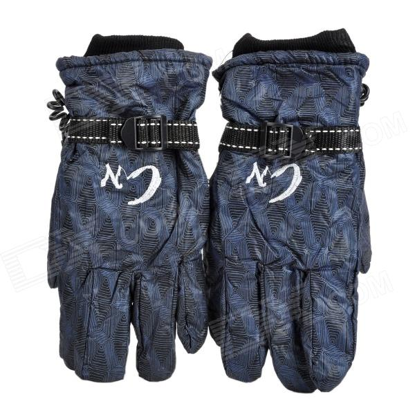 CN-3 Convenient Hand Warmer Glove for Motorcycle - Blue (2 PCS)