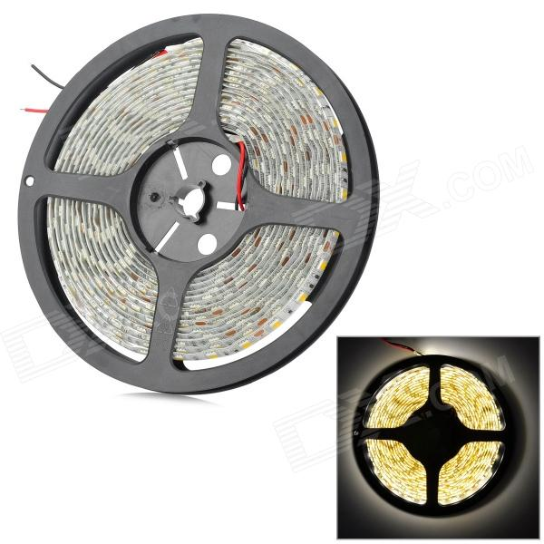 5050 Waterproof 72W 3000lm 300-5050 SMD LED Yellow Light Strip (5m / DC 12V) hghomeart kids led pendant lights basketball academy lights cartoon children s room bedroom lamps lighting