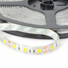 5050 Waterproof 72W 3000lm 300-5050 SMD LED Yellow Light Strip (5m / DC 12V)