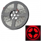 5050 Waterproof 72W 3000lm 300-5050 SMD LED Red Light Strip (5m / DC 12V)