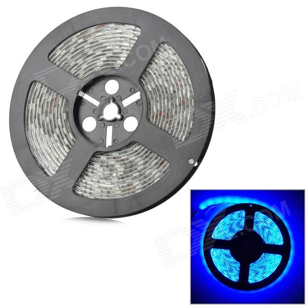 5050 Waterproof 72W 3000lm 300-5050 SMD LED Blue Light Strip (5m / DC 12V) hghomeart kids led pendant lights basketball academy lights cartoon children s room bedroom lamps lighting
