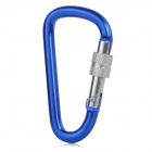 Creeper Aluminum Alloy Quick Release Buckle - Blue
