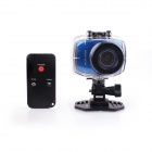 "ESER TS-G353 2.4"" Touch Panel 5MP Remote Control Function CMOS Waterproof Sport Camera"