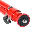 DUALANE -XSeries Aluminum Alloy  Holder  Tripod  For GOPRO 2/3/3+,SONY AS15/AS30 - Red