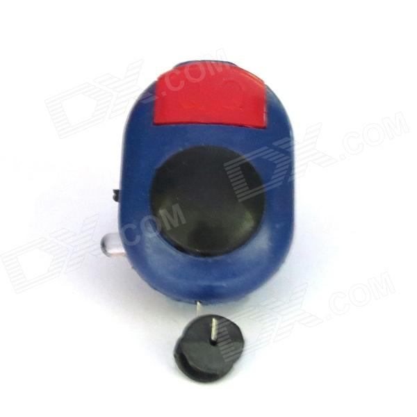 Electronic Cushion Fishing Alarm Device - Blue + Black + Red (3 x LR44)