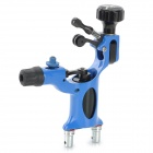 JUQI Dragonfly Rotary Motor Tattoo Machine Gun - Sapphire Blue