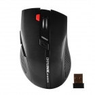 BYLINK M3 2.4GHz Dual Mode Wireless Optical Mouse - Black (1 x AA)