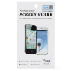 PUDINI WB-I4 Protective Clear Screen Protector Film for Iphone 4 / 4S - Transparent