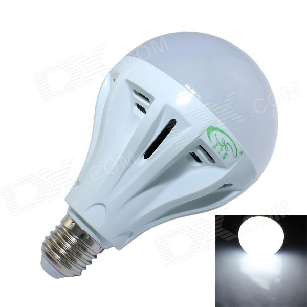 XinYiTong E27 12W 1000lm 30-LED Cool White Light Lamp Bulb (95~245V)