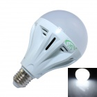 XinYiTong E27 12W 1000lm 6500K 30 x SMD 2835 LED White Light Lamp Bulb - White (95~245V)