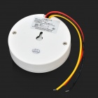 TAD-K218D-12  12V Human Body IR Sensor Ceiling Switch - White