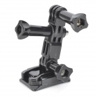 XIANG ZHI Y-ST-18 Side Mount Bracket Holder Kits for GoPro Hero 1 / 2 / 3 - Black