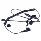 Baiston BST-M Professional Curve Tactical Walkie Talkie Headset w/ Extension Rod + Interface of M
