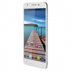"ONN V8Star Quad-Core Android 4.2 WCDMA Bar Phone w/ 5.0"", Wi-Fi and GPS - White"