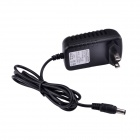 TrustFire TR-009 Multifuntional 4-Groove AC Power Charger Adapter w/ USB -Black (US Plugs / 100~240V)