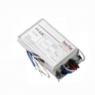 PY-A2E 200~240V 1000W x 2 Two Channel RF Remote Control Switch - Silver (1 x 23A 12V L1028)