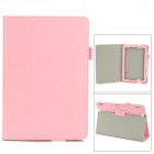 "Protective PU Leather Case w/ Auto Sleep for Amazon Kindle Fire HDX 8.9"" - Pink"