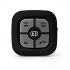 MOCREO Car Kit Wireless Bluetooth Music Receiver Adapter w/ Charger, 3.5mm Stereo Audio, Handsfree