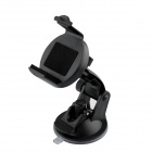 360 Degree Rotation Car Suction Cup Stand Holder Mount Bracket for GPS / Cell Phone - Black
