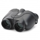 BIJIA Waterproof Ultra-clear Pocket-size Folding Binoculars - Black