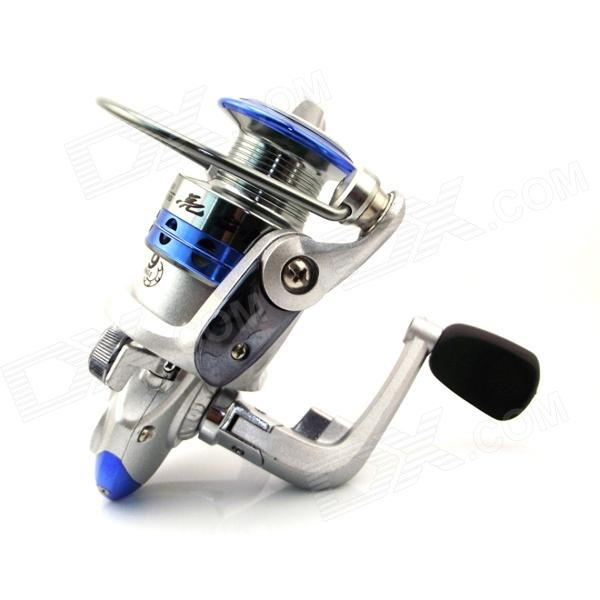 LK3000 9 Ball Bearings Spinning Fishing Reel - Blue
