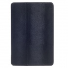 iPai MD1318 PU Leather Case Stand w/ Auto Sleep Cover for Retina Ipad MINI / Ipad MINI - Black