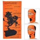 SAHOO 45493-4 Multifunction Outdoor Sports Seamless Head Scarf - Orange