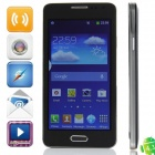 Z.doxio miniN900(SM-N900) MTK6572 Dual-core Android 4.3 GSM Bar Phone w/ 4.7