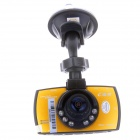 "AFANV AF901 2.7"" TFT LCD 8.0 MP CMOS HD 1080P Wide Angle Car DVR Camcorder w/ 6-IR LED - Black"