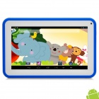 "P706 7"" Android 4.2 Tablet PC w/ 512MB RAM / 4GB ROM for Kids - Blue + White"