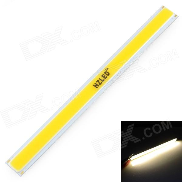 HZLED 20W 2100lm 3000K COB LED Warm White Light Lamp Strip - (12~14V)