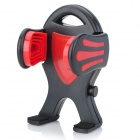 FLY Air Condition Vent Car Mount Holder Bracket for Phone / GPS / PDA / MP4 - Red + Black (38~85mm)