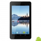 "Havit HV-T730G 7 ""Android 4.1 Dual-Core Tablet PC w / 512 MB RAM / 4 GB ROM / 2 x SIM - Silber + Weiß"
