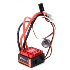 Polaris Model Polaris-320A Dual Way Brush Electronic Speed Controller ESC - Black + Red