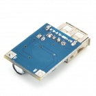 USB DC 0.9~5V to DC 5V Voltage Step Up Boost Module - Blue