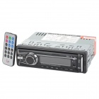 STC 40001U 3.0 LCD Car Audio Speaker MP3 Player w/ FM / SD - Black + Silver