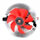 90mm Aluminum Gear Style 65W 12V 2000rpm Cooling Fan
