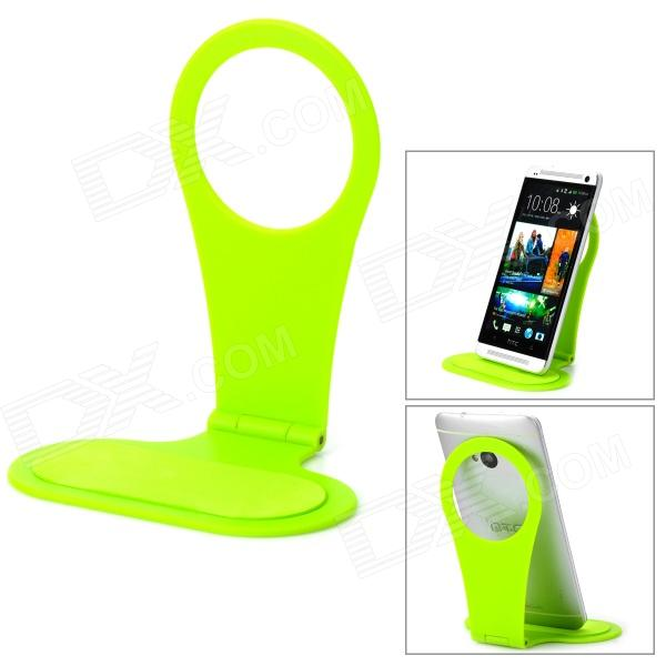 Foldable Holder for IPHONE / IPOD / IPAD - Green