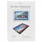 Scratch Proof Fingerprint Proof Matte PET Screen Protector for iPad Air - Transparent (5PCS)
