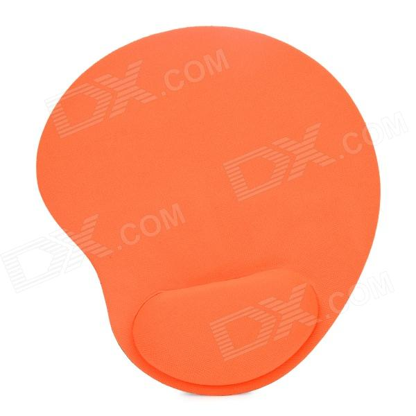 001 Memory Cotton Mouse Pad - Orange + Black